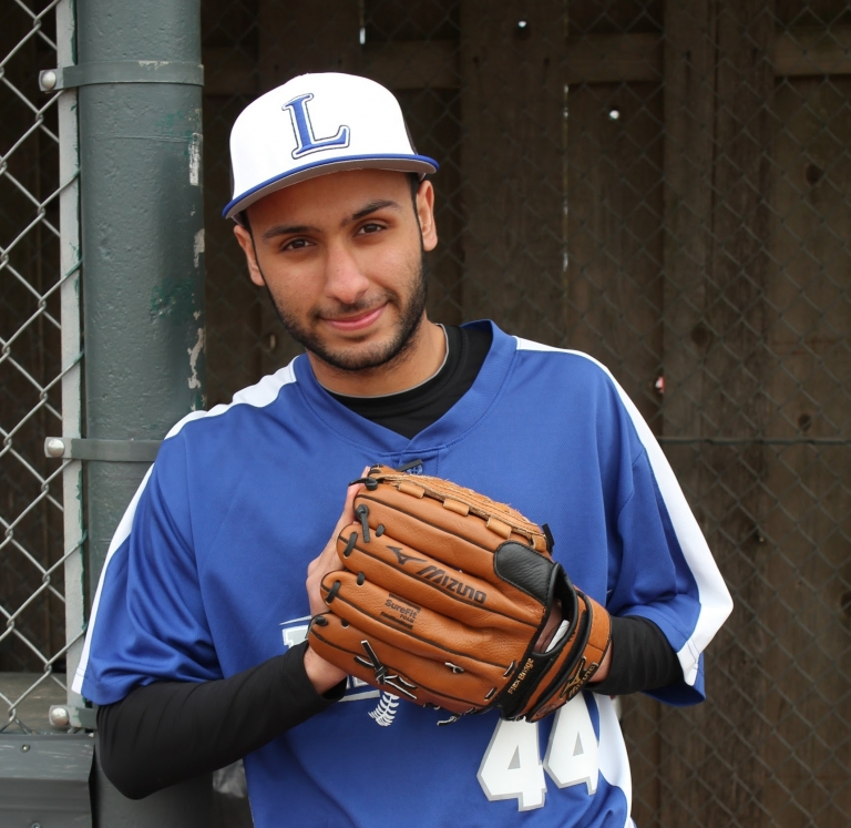 Exchange Student from Tunisia High School Baseball
