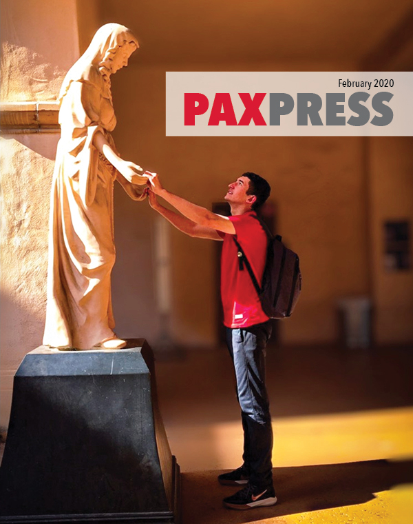 PAX Press Web Cover February 2020 Vertical